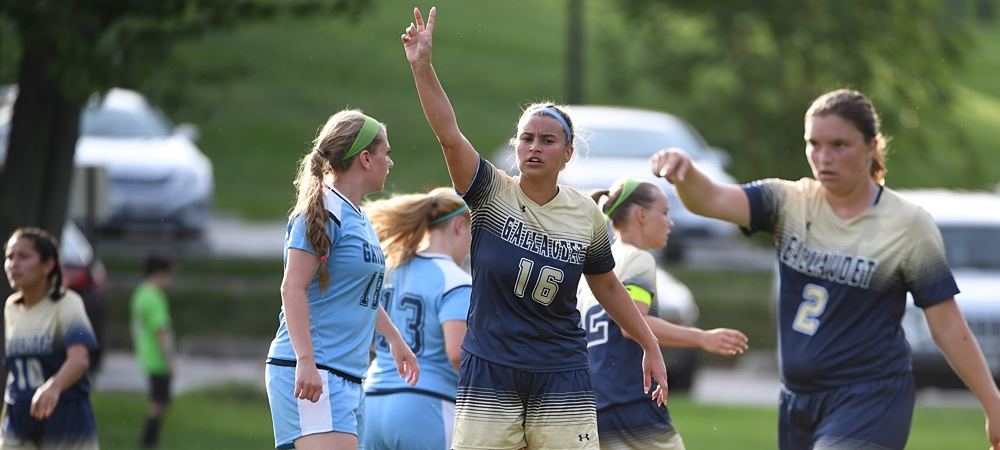 Gallaudet shut out by top team in the NEAC