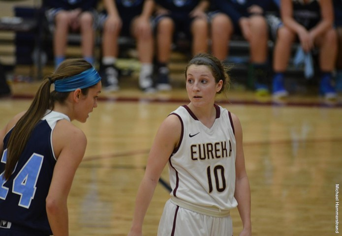 Conference leader shoots down Eureka