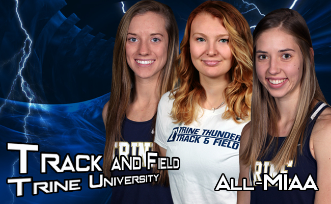 Bultemeyer, Garrow and Hagar Earn All-MIAA; Bultemeyer Named MVP