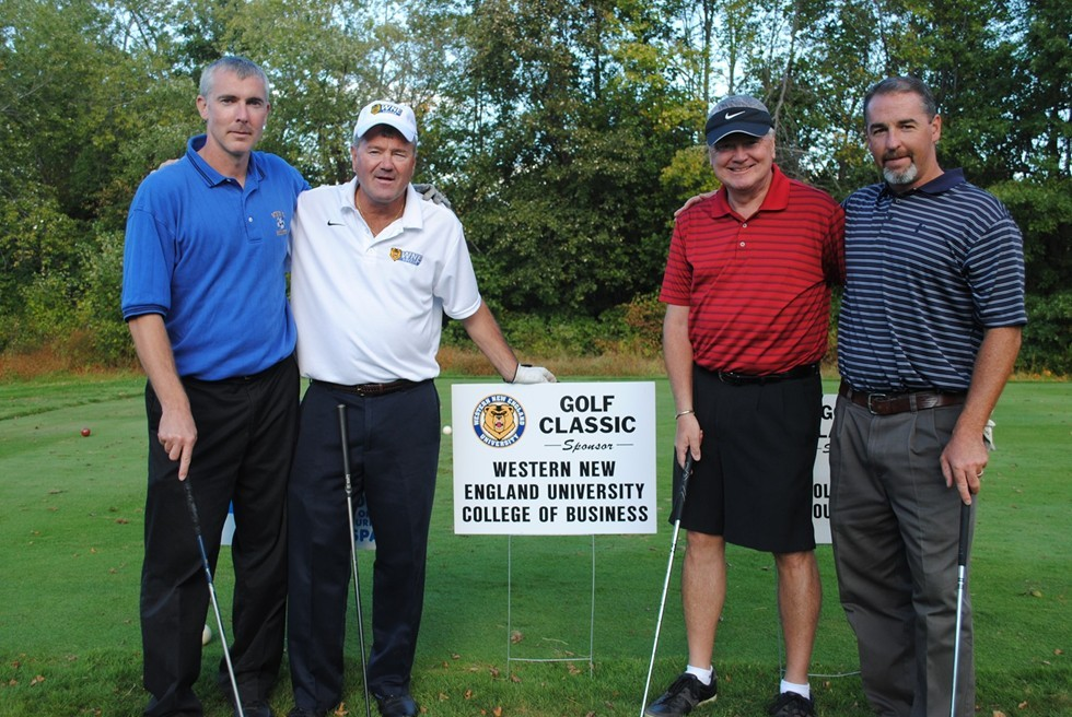 Western New England Golf Classic on Tap for Monday, September 23