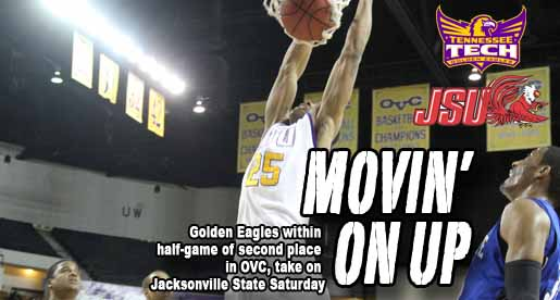 Golden Eagles look for third-straight victory at Jacksonville State