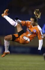 Brandi Chastain to Make Media Appearances