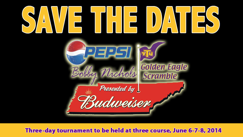 FUN TIMES AHEAD: Golden Eagle Scramble scheduled for June 6-8, 2014