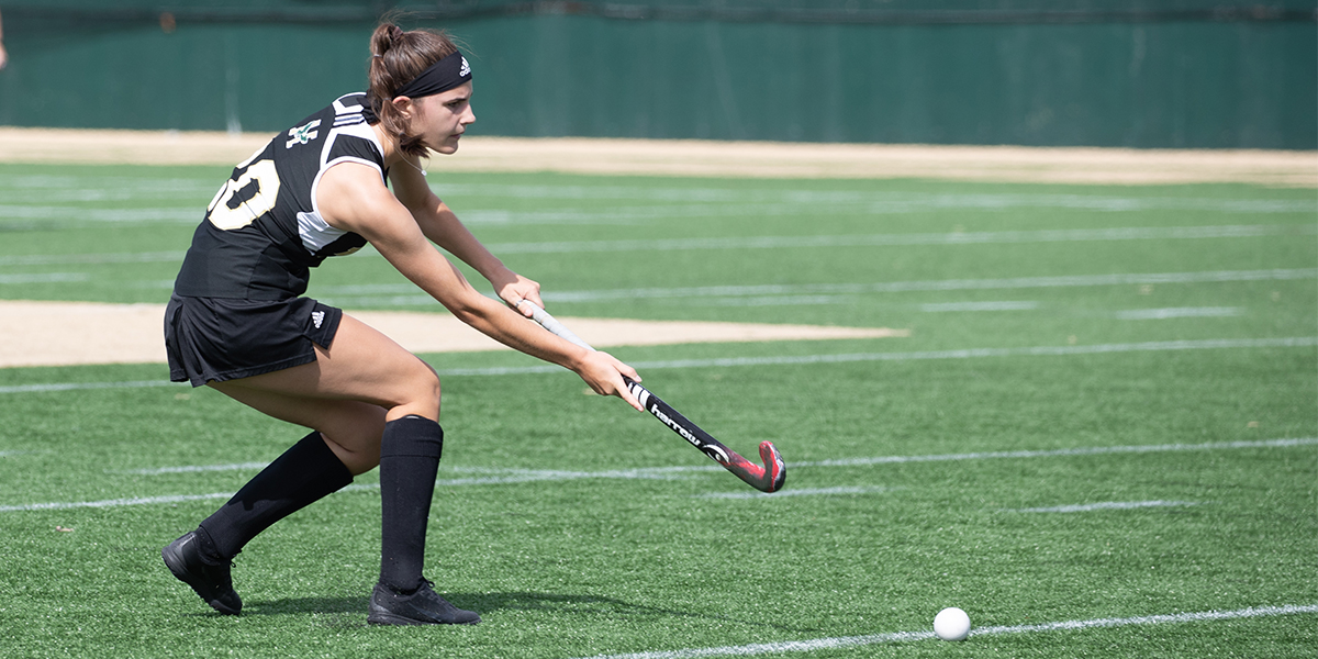 Field Hockey Stunned by Pilgrims in Overtime in NECC Quarterfinals, 2-1