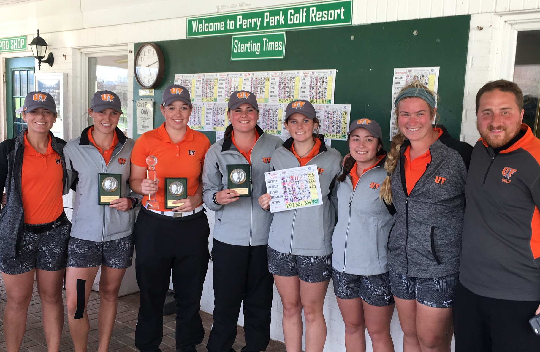 Findlay Dominates at Spring Fling | 6 Finish in Top-20