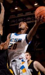 Eying No. 1 Seed in Big West Tournament, Gauchos Travel to Cal Poly for Blue-Green Rivalry Match-up