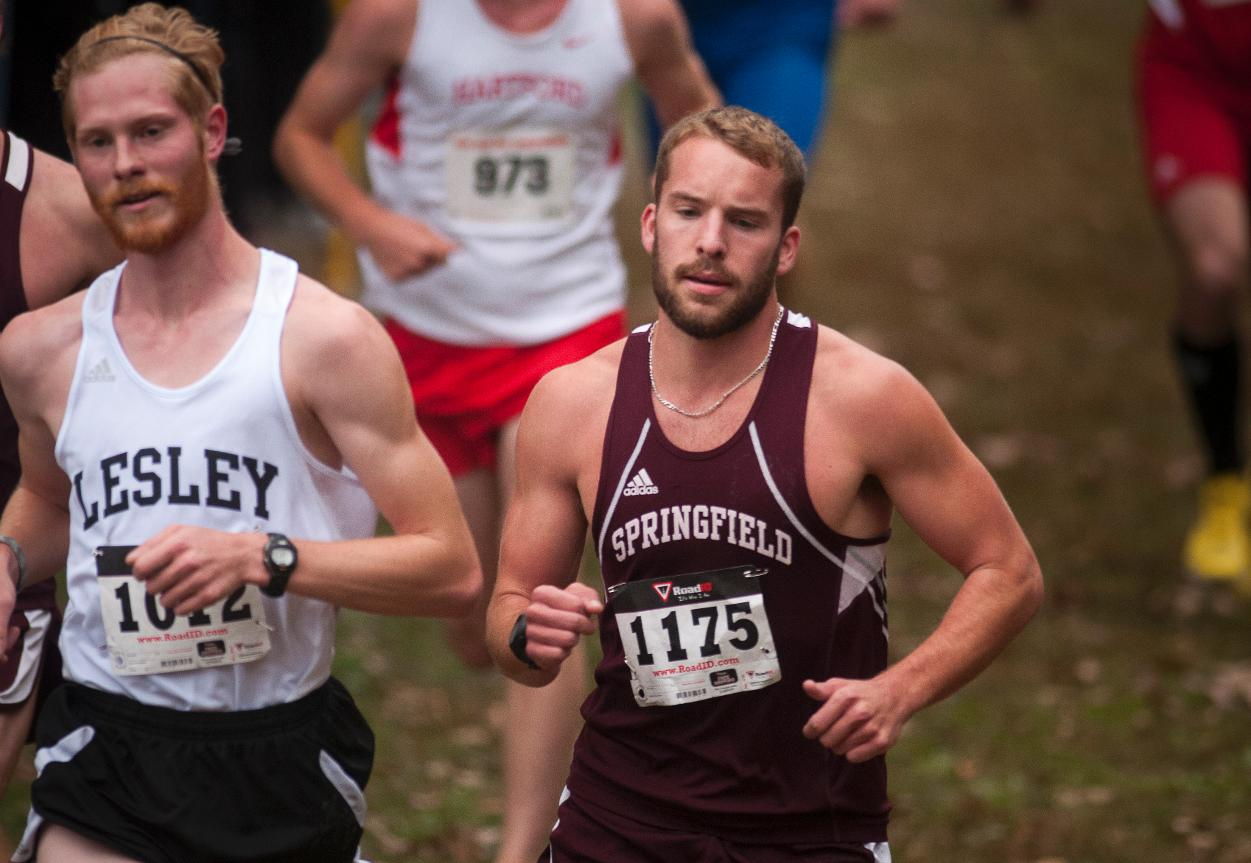 Men's Cross Country Finishes 30th at NCAA Division III New England Championship