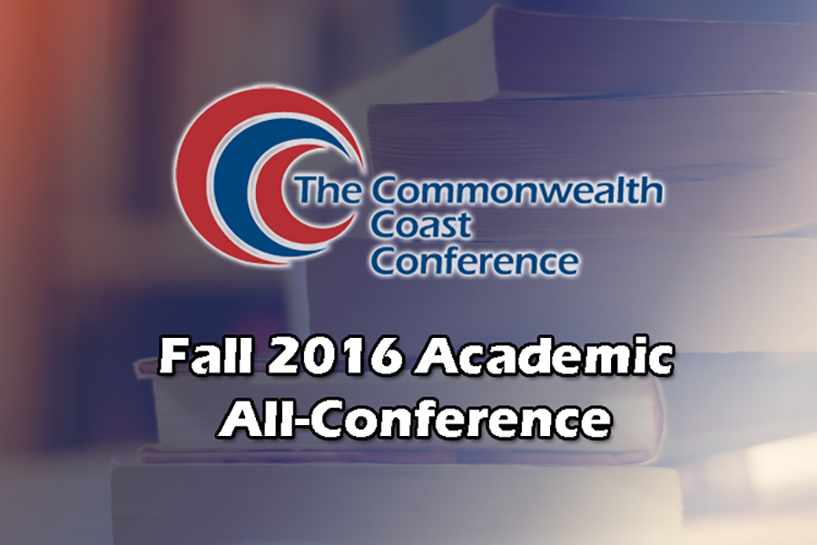 Student-Athletes Recognized on CCC Academic All-Conference Team