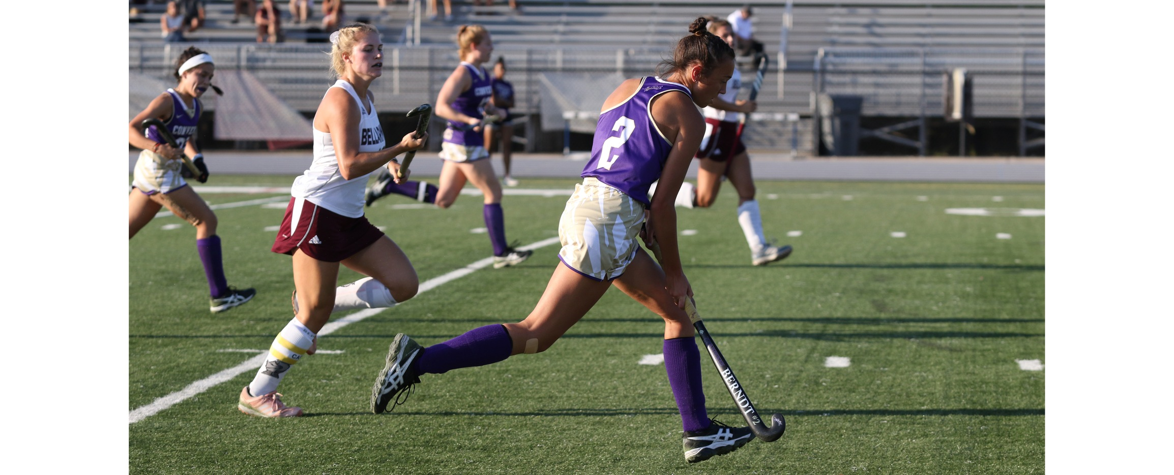 Field Hockey Unable to Take Down Coker at Home