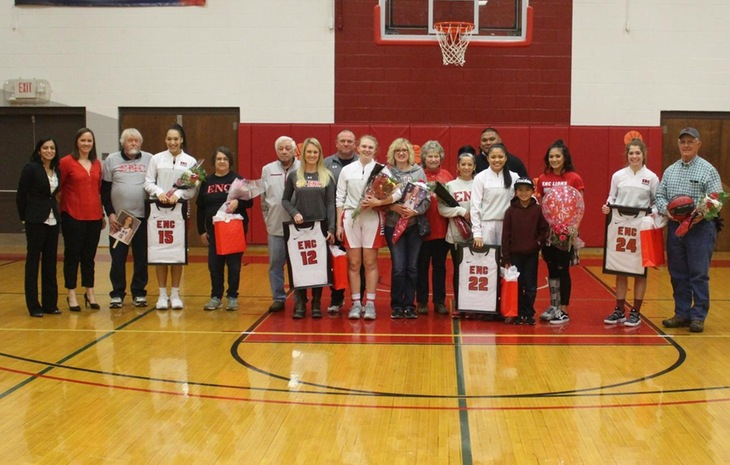 Women's Basketball Surges Past Gordon on Senior Day, 88-65
