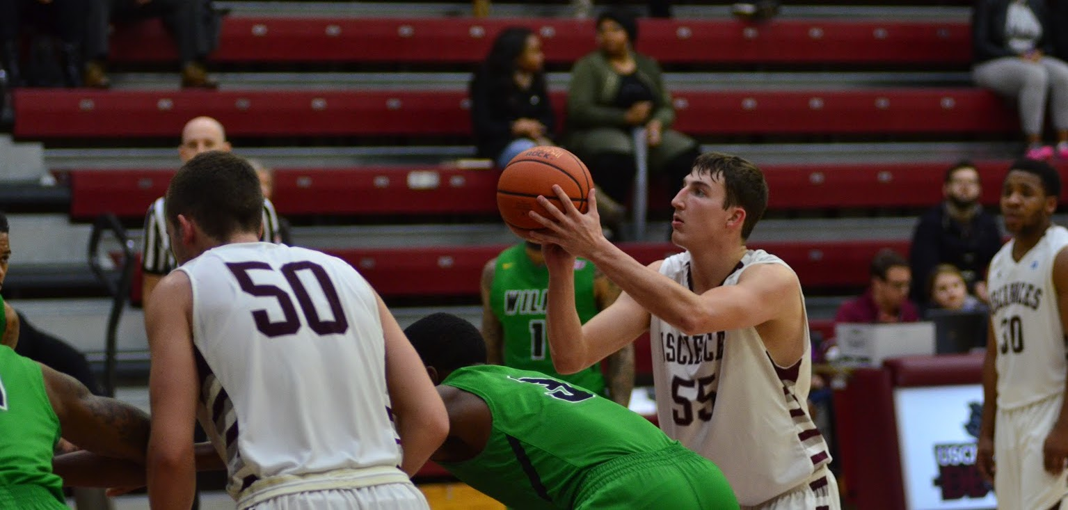 Men's Basketball Lift Past Post In Final Seconds