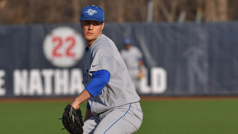 Baseball Falls to LIU in Series Finale, 3-1, on Sunday