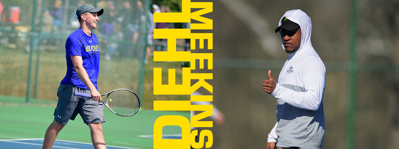 Big Diehl And Not For The Meek(ins): Goucher Men's Tennis To Honor Seniors On Saturday Against Susquehanna