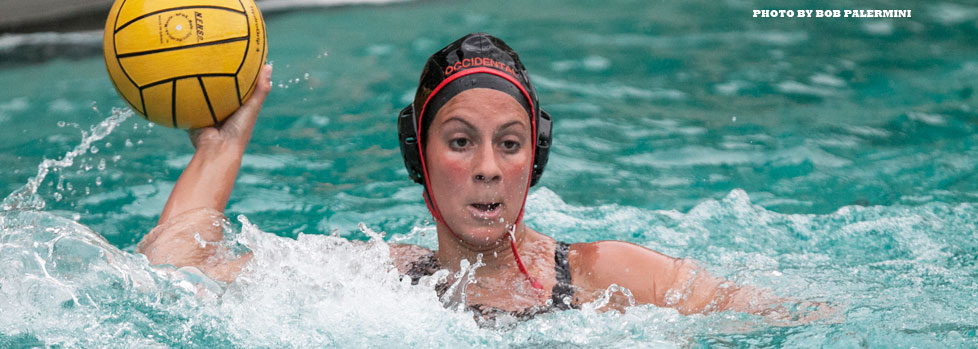 OXY WOMEN'S WATER POLO TIES SCHOOL WIN RECORD