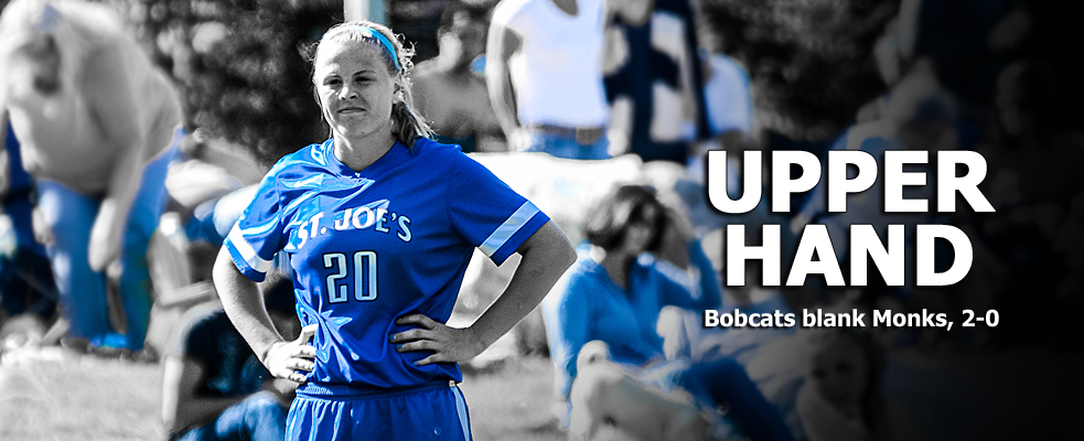 Bobcats Blank Monks, 2-0