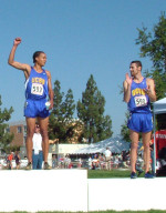 Gauchos Prepare for NCAA West Regional Championships