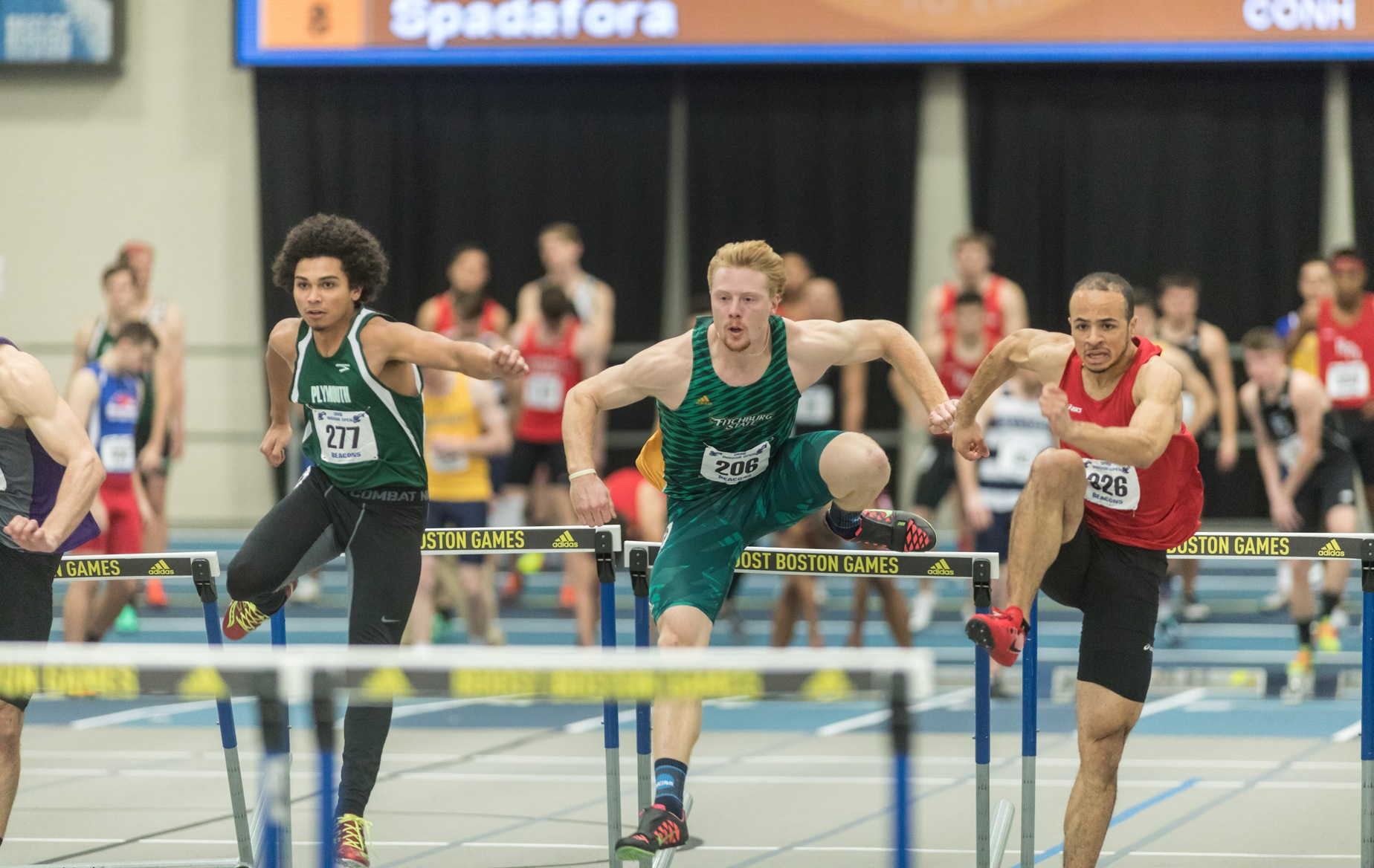 Fitchburg State Soars At DIII NE Championships