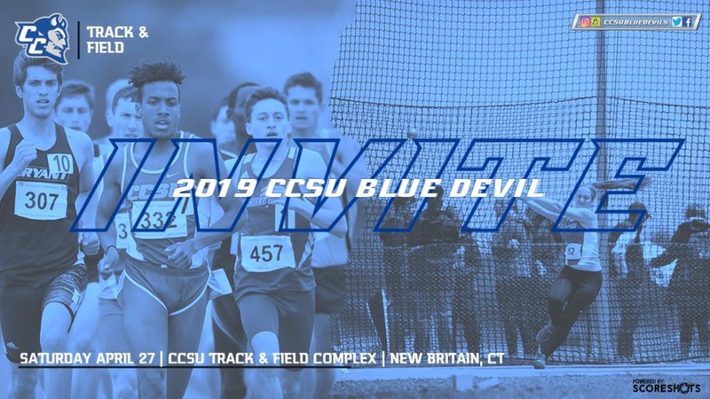 Track Set to Host CCSU Blue Devil Invite Saturday