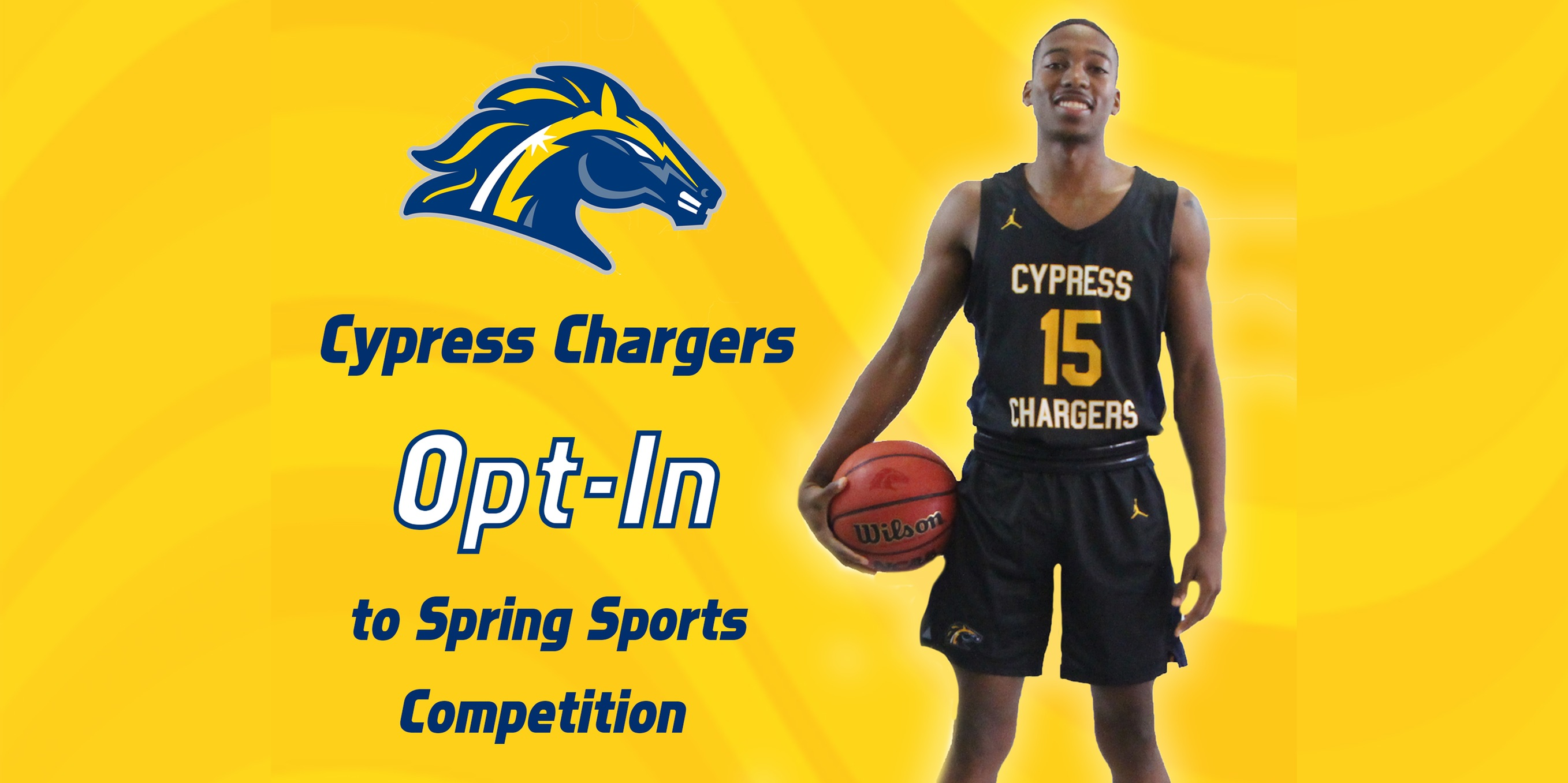 Cypress College Will Opt-In for Spring Competition