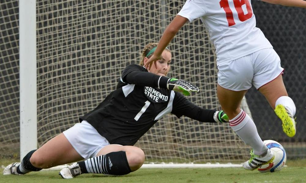 WOMEN'S SOCCER FALLS TO EASTERN WASHINGTON, 1-0, ON LATE GOAL
