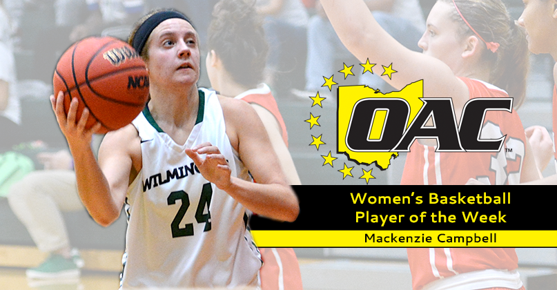 Campbell named OAC Player of the Week