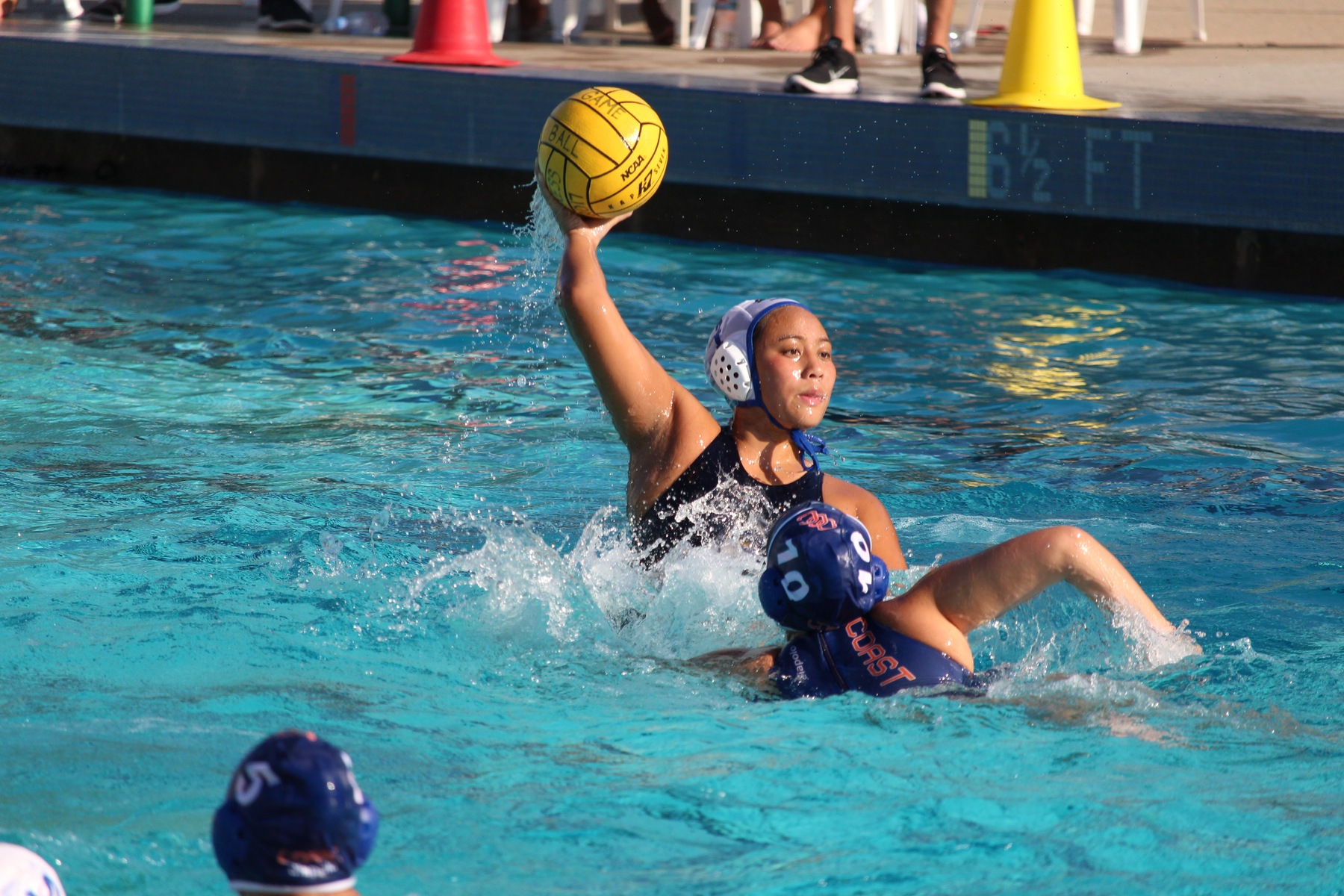 Cypress College Set to Host 2017 OEC Water Polo Championships