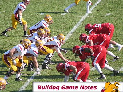 Football Game Notes: SVSU (Sept. 11)