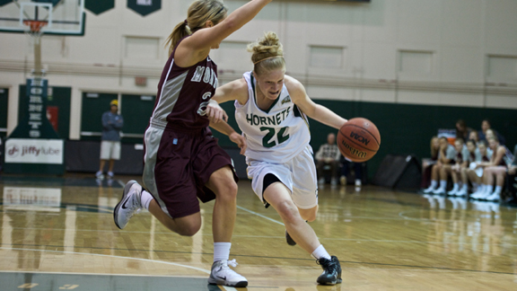 WOMEN'S BASKETBALL TAMES LADY GRIZ 91-81, IMPROVES TO 10-1