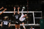 Volleyball Travels to Sac State Tournament