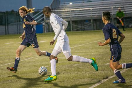 New York men's soccer team releases 2017 schedule; Knights set to aim for fourth Hudson Valley Intercollegiate Athletic Conference crown and third USCAA National tournament appearance