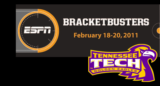 Tech to be one of 10 OVC schools to compete in ESPN's 2010 NCAA BracketBusters event