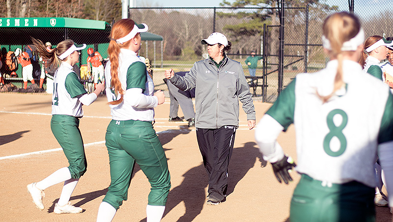 Richard Bland Splits Against Southeastern-Whiteville (N.C.) 9-11, 17-12