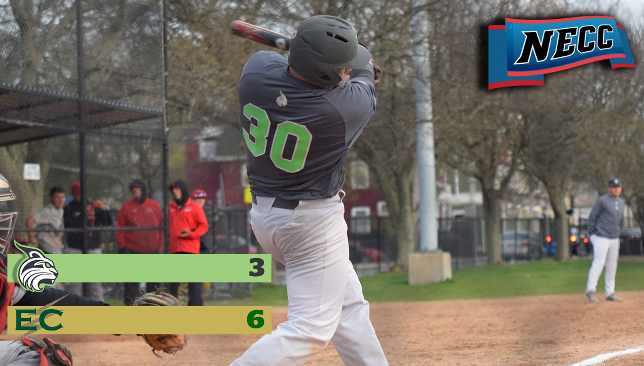 Baseball Drops The Season Series To Elms With An Extra Inning 6-3 Loss