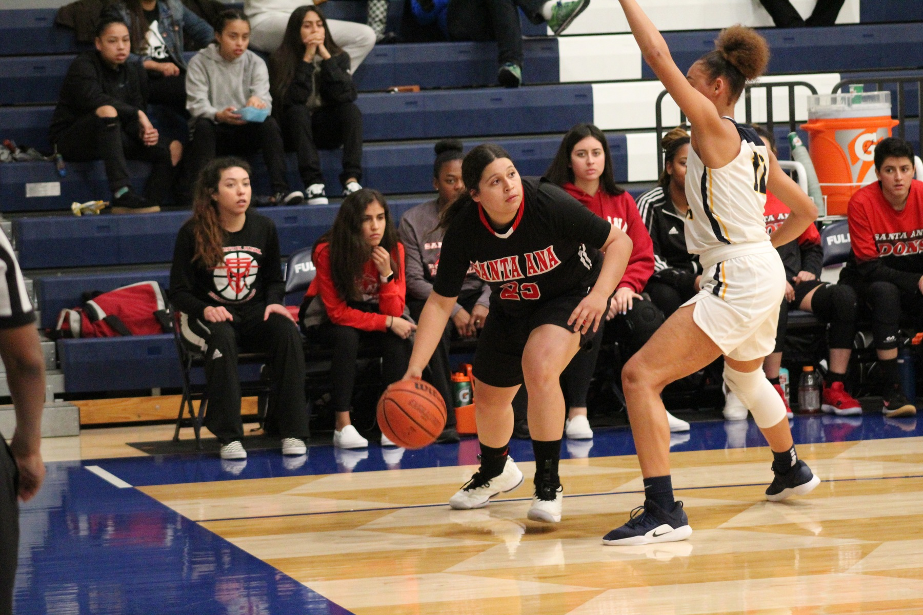 Shooting Woes Leads Santa Ana to Loss in OEC Matchup