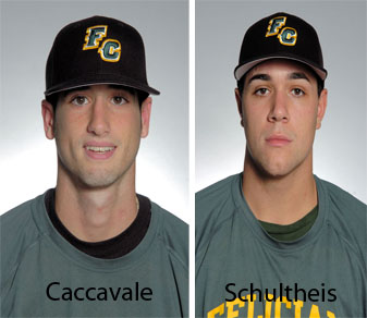 Caccavale, Schultheis Selected As NACBL All-Stars