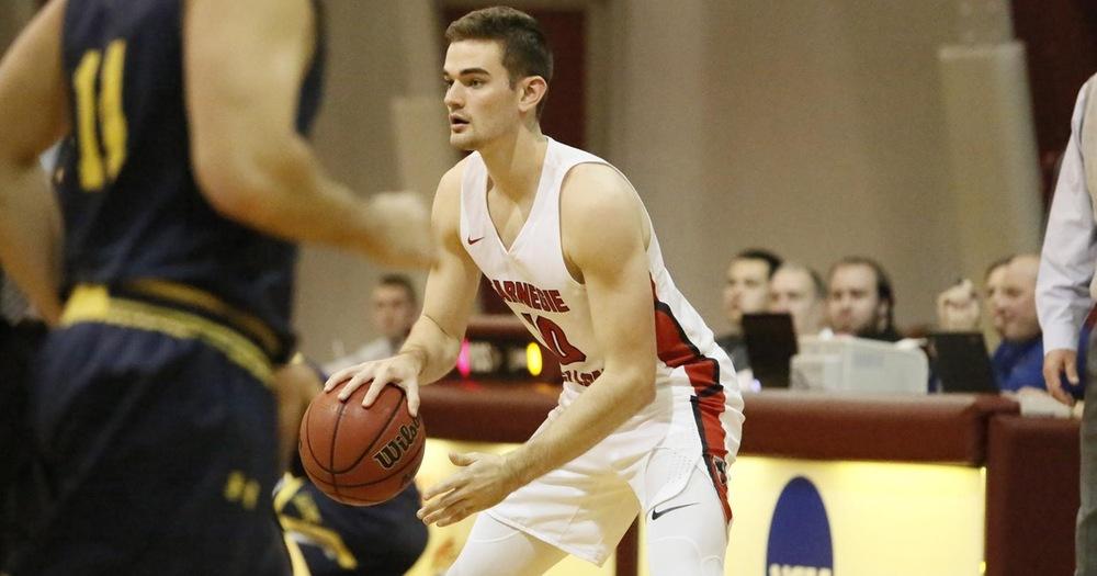 Three Score Career-Highs as Tartans Fall at Brockport