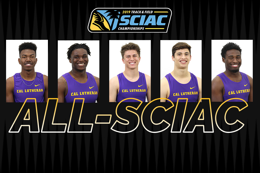 Kingsmen Land Five on All-SCIAC Squad