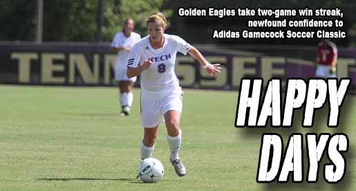 Golden Eagles stare down strong competition at Adidas Gamecock Soccer Classic