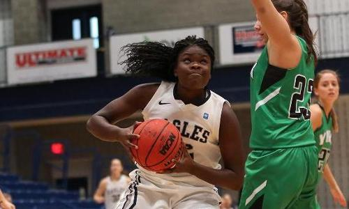 Eagles Fall to #19 York College (Pa.), 53-35, on Saturday Afternoon