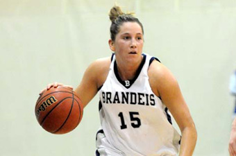 No. 9 women suffer first loss, 60-50, to Tufts