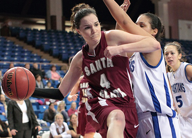 Santa Clara Overcomes Slow Start to Beat Rival SJSU
