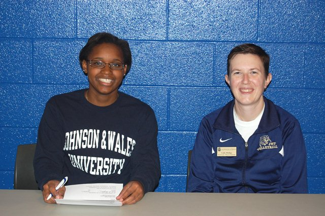Sarah Slaughter Continues Her Volleyball Career at JWU