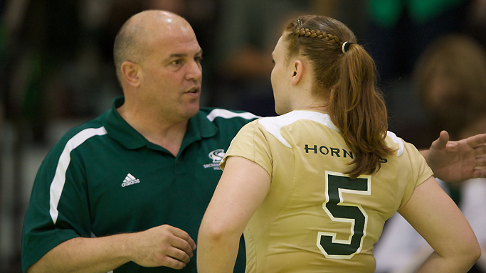 SOUND BITES FROM HEAD COACH RUBEN VOLTA AFTER FIRST WEEK OF VOLLEYBALL PRACTICE