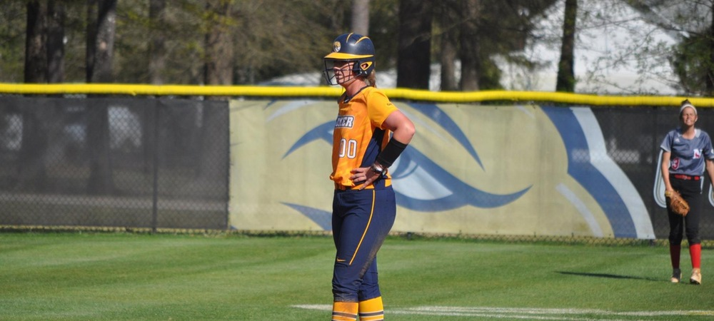 Softball Falls to Newberry in SAC Doubleheader