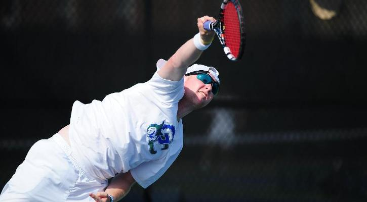 #18 GC Men's Tennis Gets Fourth Shutout Over Tuskegee