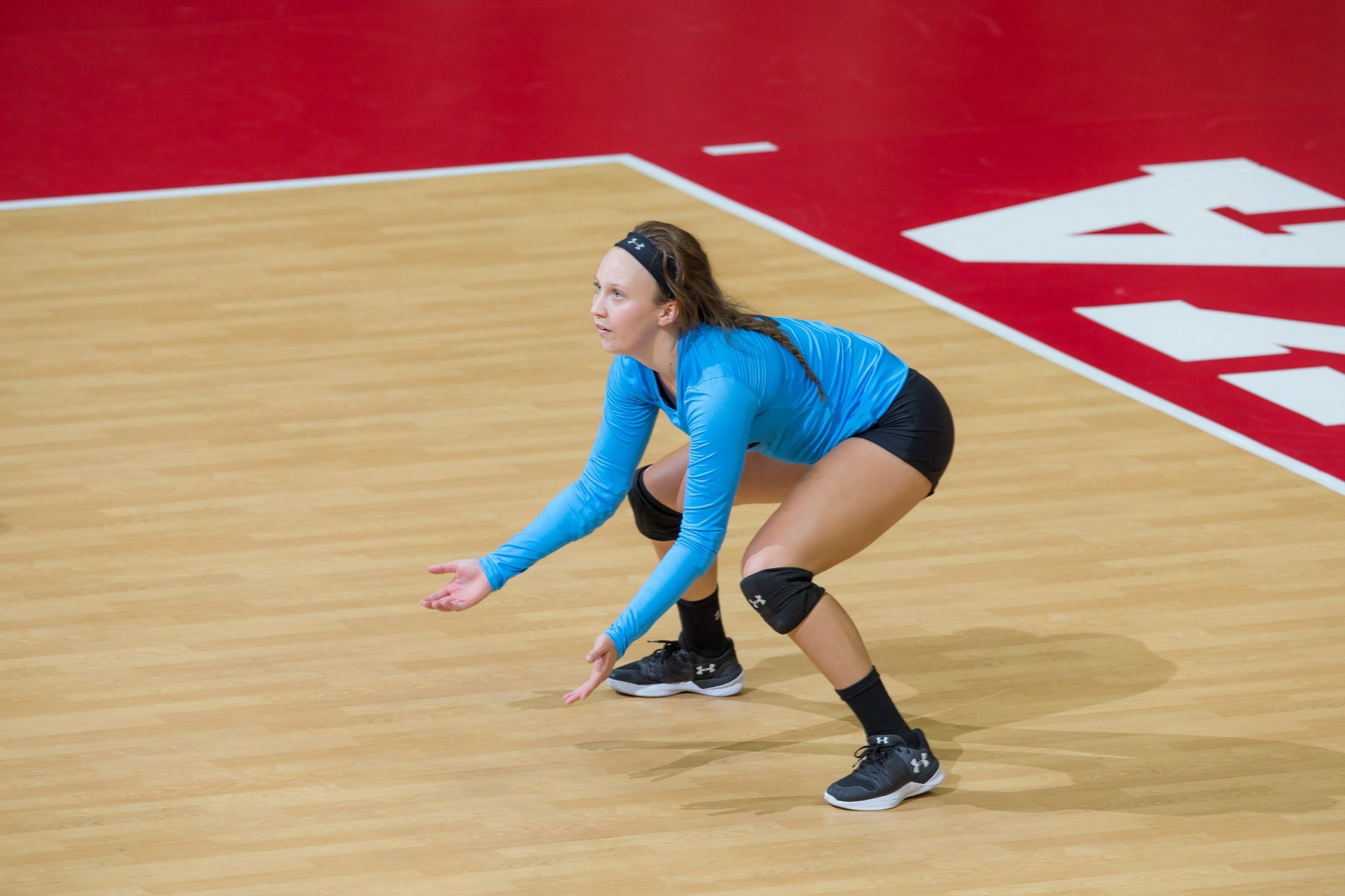 Volleyball Drops Match in Stony Brook Sunday Afternoon