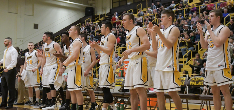 Men's Basketball Seeks Return to Top of OAC in 2017-18