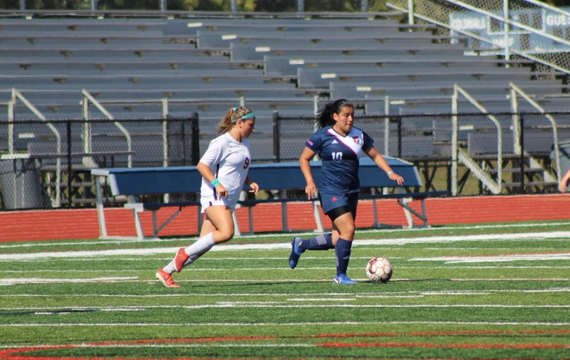Nyack Women's Soccer Steals First Conference Win from Chestnut Hill