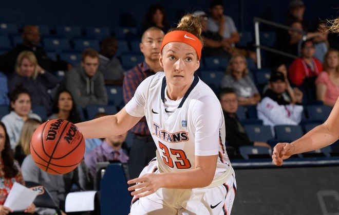 WBB Heads to CSUN on Thursday, Hosts Orange Out Against LBSU on Saturday
