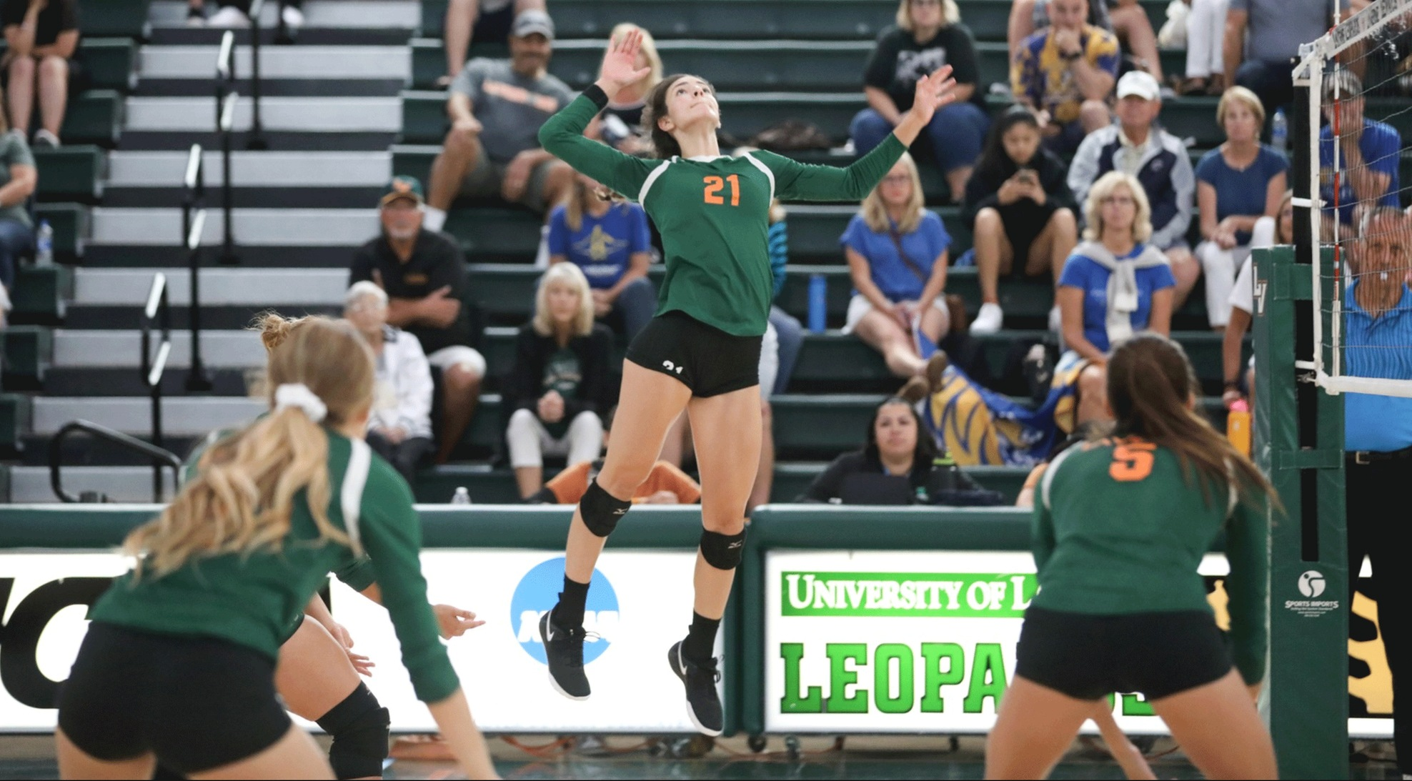 Leopards leave Eagle Rock with win